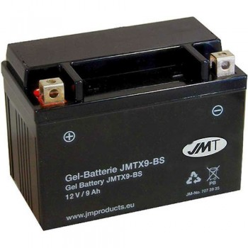 Bateria JMTX9-BS Gel