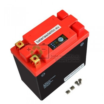 Bateria de Litio 12N9-3A