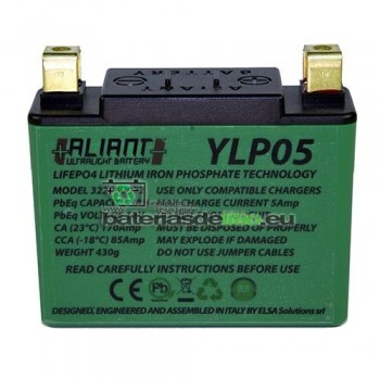 Bateria de Litio ALIANT YLP05