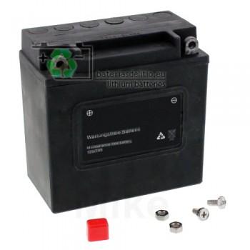 Bateria Harley Davidson BTL-9 66006-70 V-Twin AGM HD Series