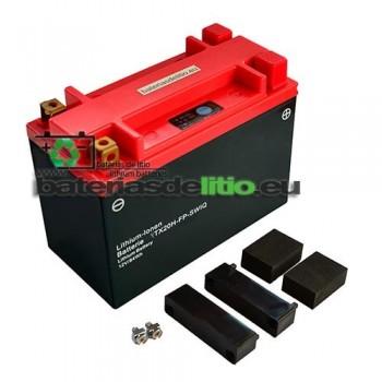 Bateria de Litio MOTO DE AGUA