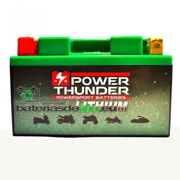 Bateria de Litio PTL-8 Power Thunder