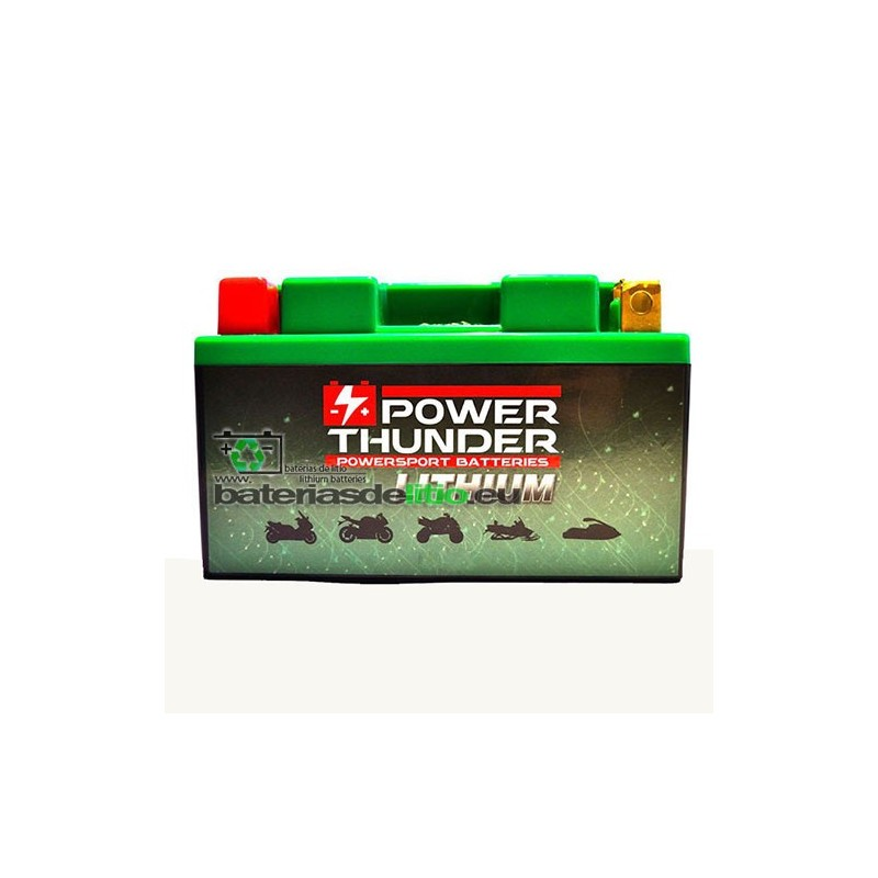 Bateria de Litio PTL-8 Power Thunder