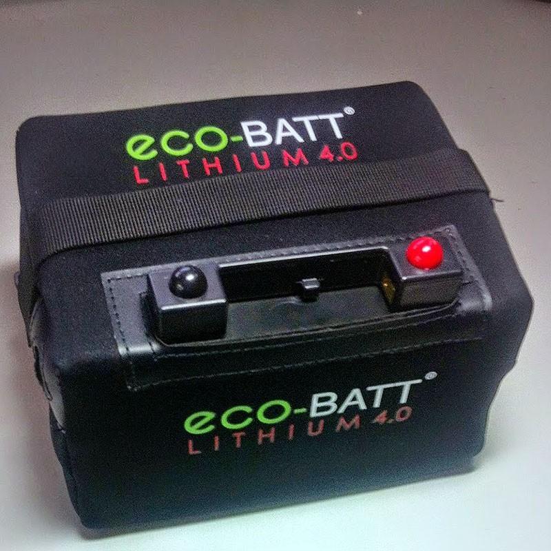 Bateria de Litio Carro de Golf 45 Hoyos Cargador 5A