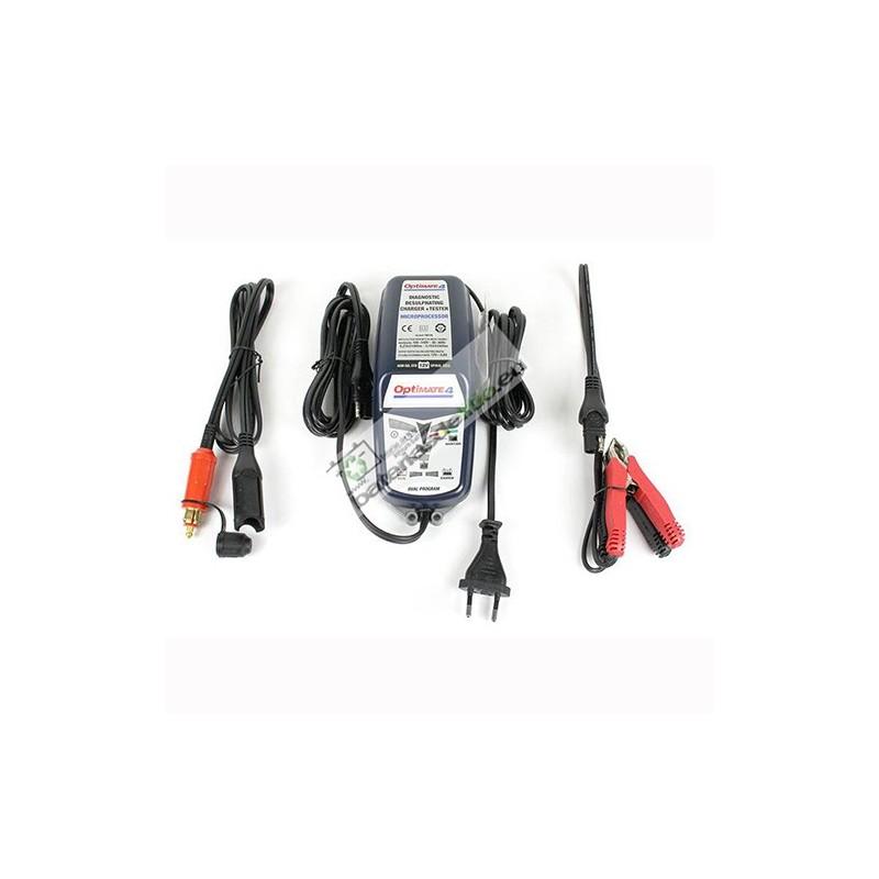 Cargador - Mantenedor de  Batería OPTIMATE 4 Can Bus Edition TM246