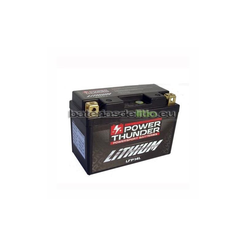 Bateria de Litio Power Thunder LFP14L