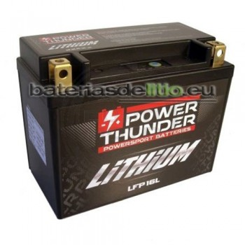 Bateria de Litio Power Thunder LFP16