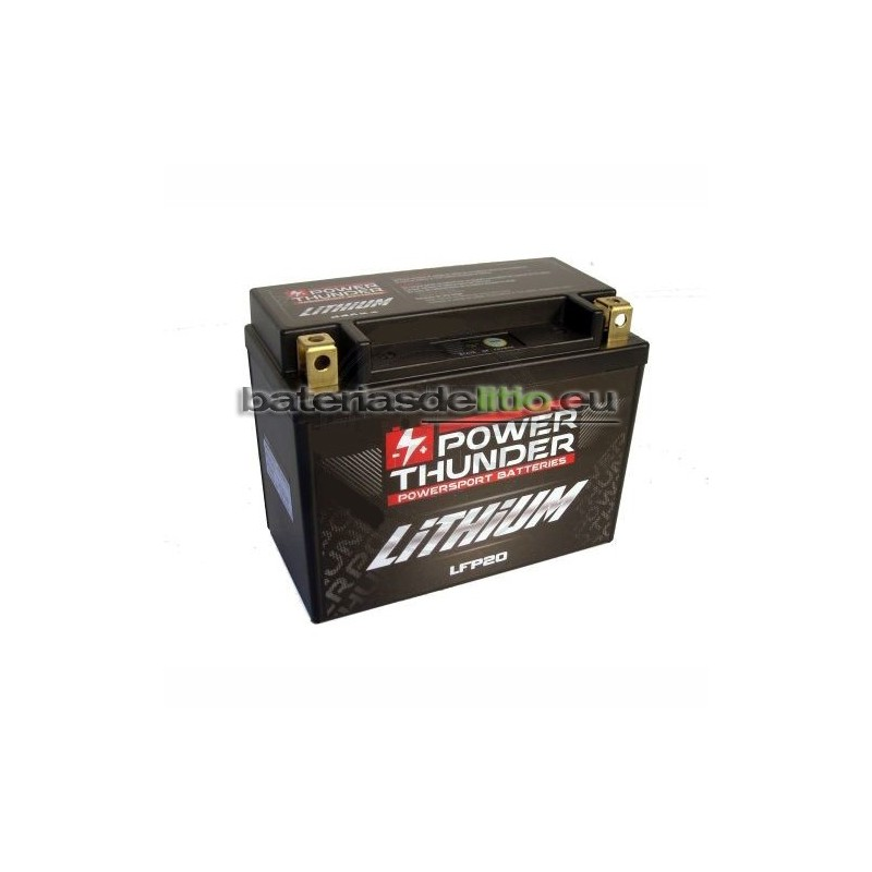 Bateria de Litio Power Thunder LFP20
