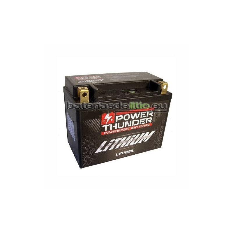Bateria de Litio Power Thunder LFP20L
