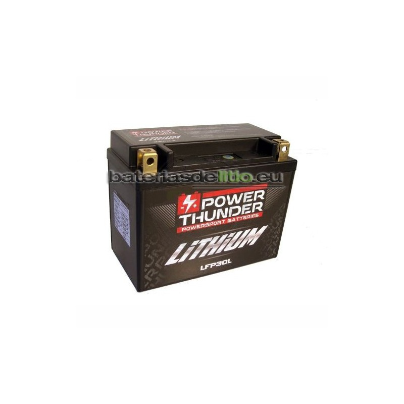 Bateria de Litio Power Thunder LFP30L