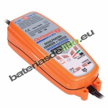 Cargador - Mantenedor de Bateria OPTIMATE BATERIA A BATERIA