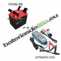 Bateria de litio YIX30L-BS + Cargador LITIO