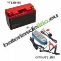 Bateria de litio YT12B-BS + Cargador LITIO