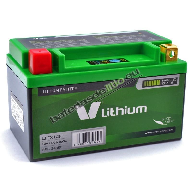 Bateria de litio V LITHIUM LITX14HQ