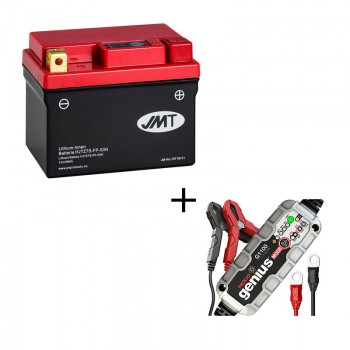 Conjunto Batería de litio y cargador Litio