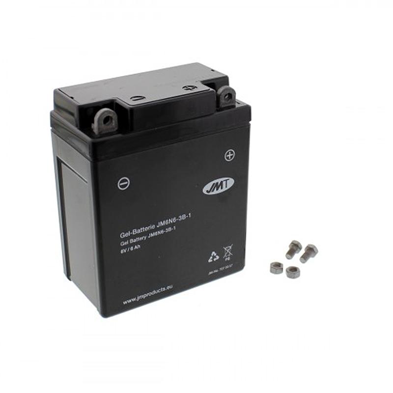 Bateria 6N6-3B-1Gel