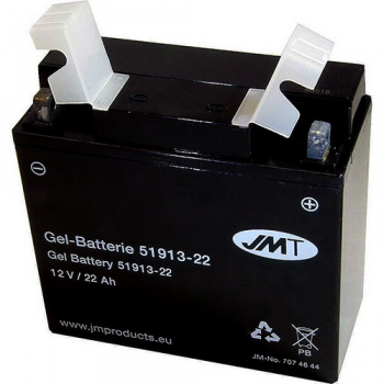 Bateria 51913-22 GEL