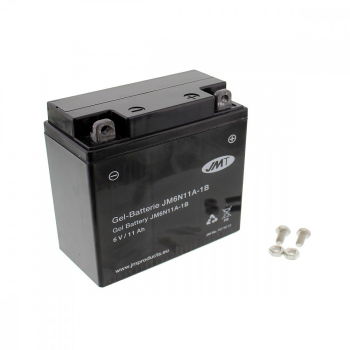 Bateria 6N11A-1B GEL 6 Voltios