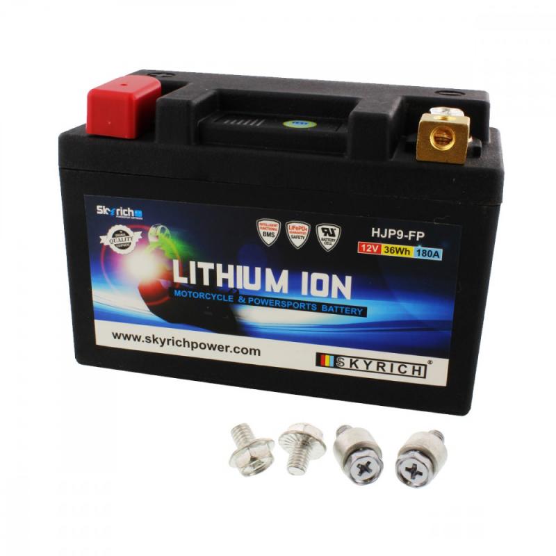 Bateria de Litio Skyrich YTX9-BS
