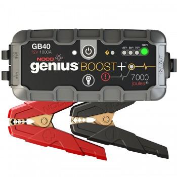 Arrancador de moto y coche Booster de litio Ultraligero