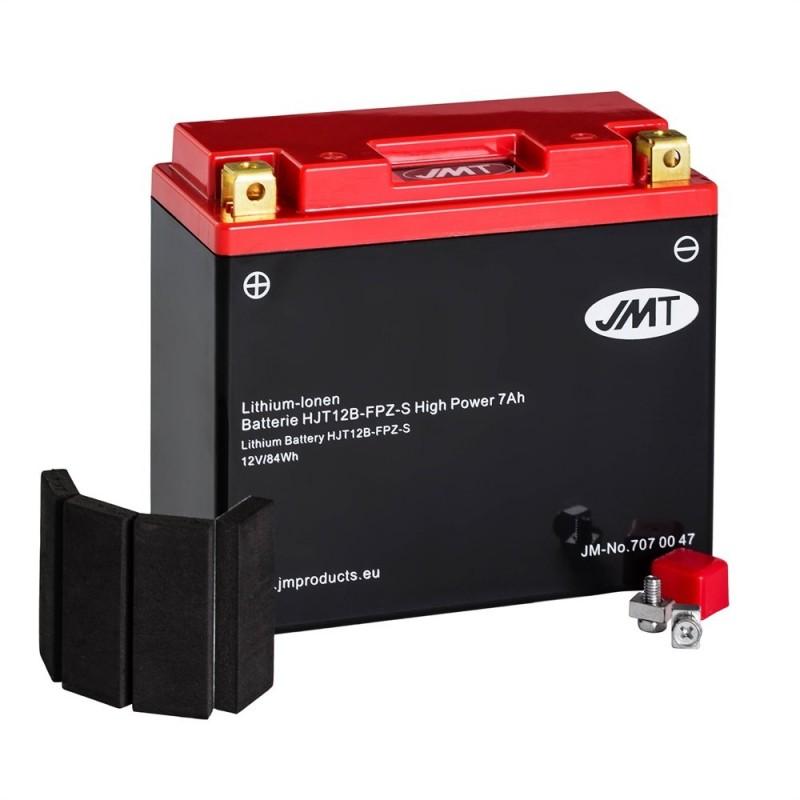 Bateria de Litio HJT12B-FPZ-S 7Ah