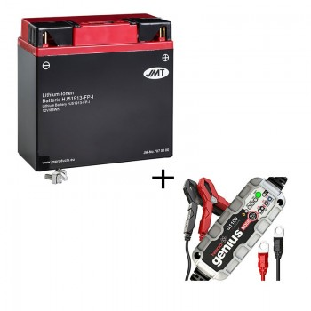 Bateria de litio 51913 + Cargador NOCO Litio
