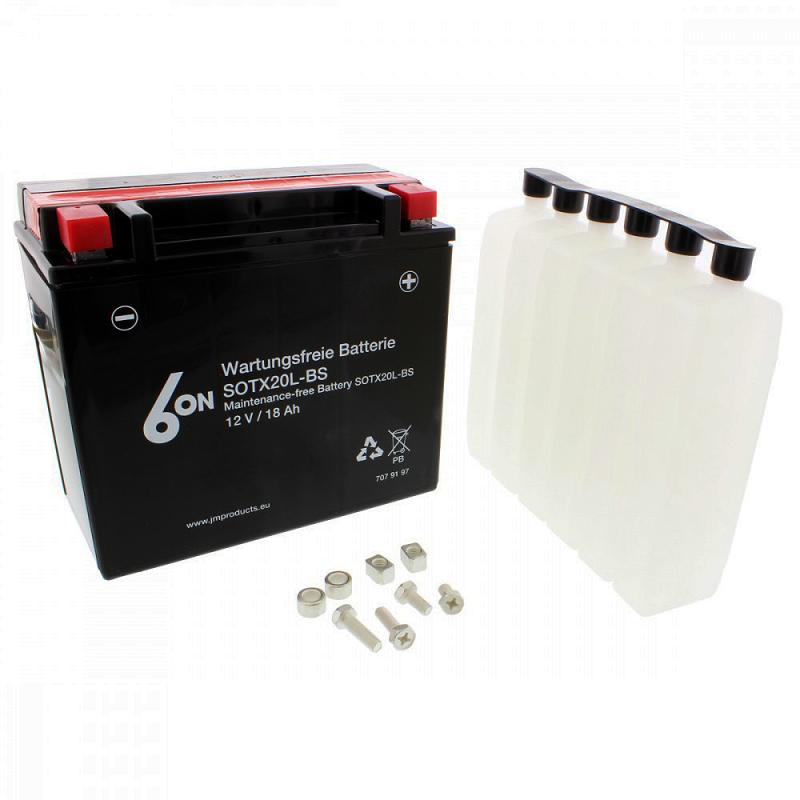 Bateria YTX20L-BS (SOTX20L-BS) Económica