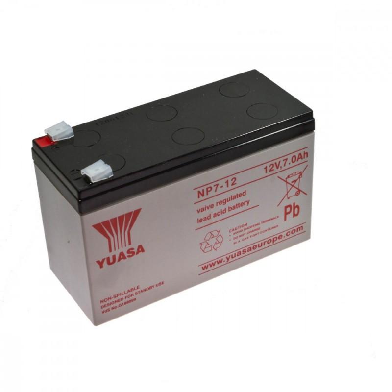 Yuasa NP 7-12 12 voltios 7Ah
