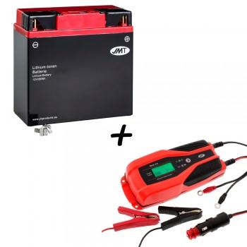 Bateria de litio 51913 + Cargador JMP SKAN 4.0 Litio