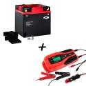 Bateria de litio YIX30L-BS + Cargador JMP SKAN 4.0 Litio