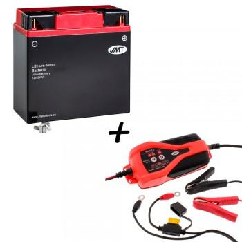 Bateria de litio 51913 + Cargador JMP SKAN 1.0 Litio