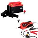 Bateria de litio YTX20CH-BS + Cargador JMP SKAN 1.0 Litio