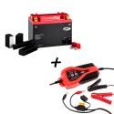 Bateria de litio YTX20H-BS + Cargador JMP SKAN 1.0 Litio