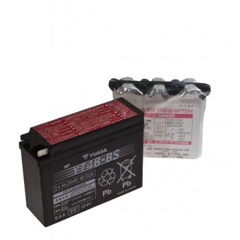 Bateria YT4B-BS YUASA
