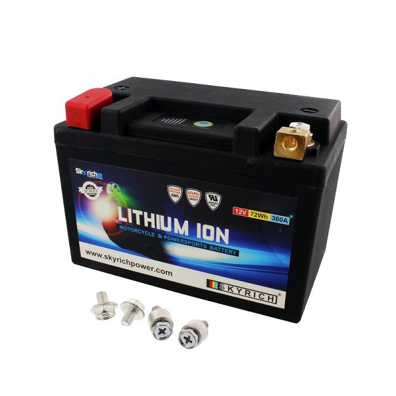 Bateria de litio YTX14-BS HIGH POWER con protección de sobrecarga