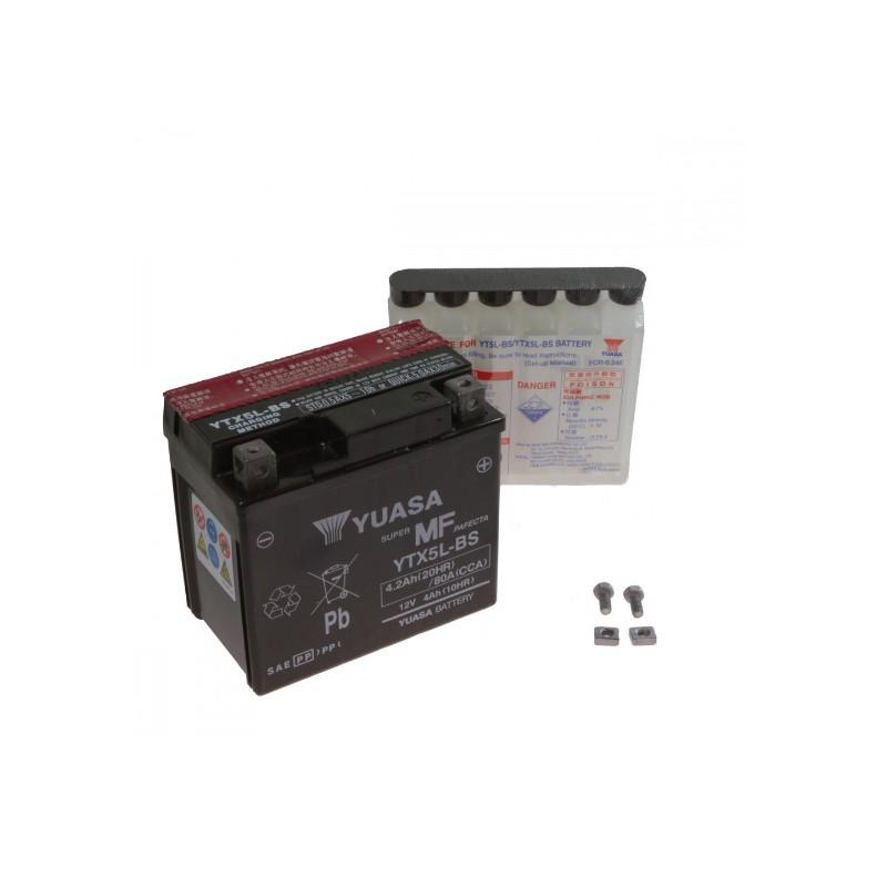 Bateria YTX5L-BS YUASA