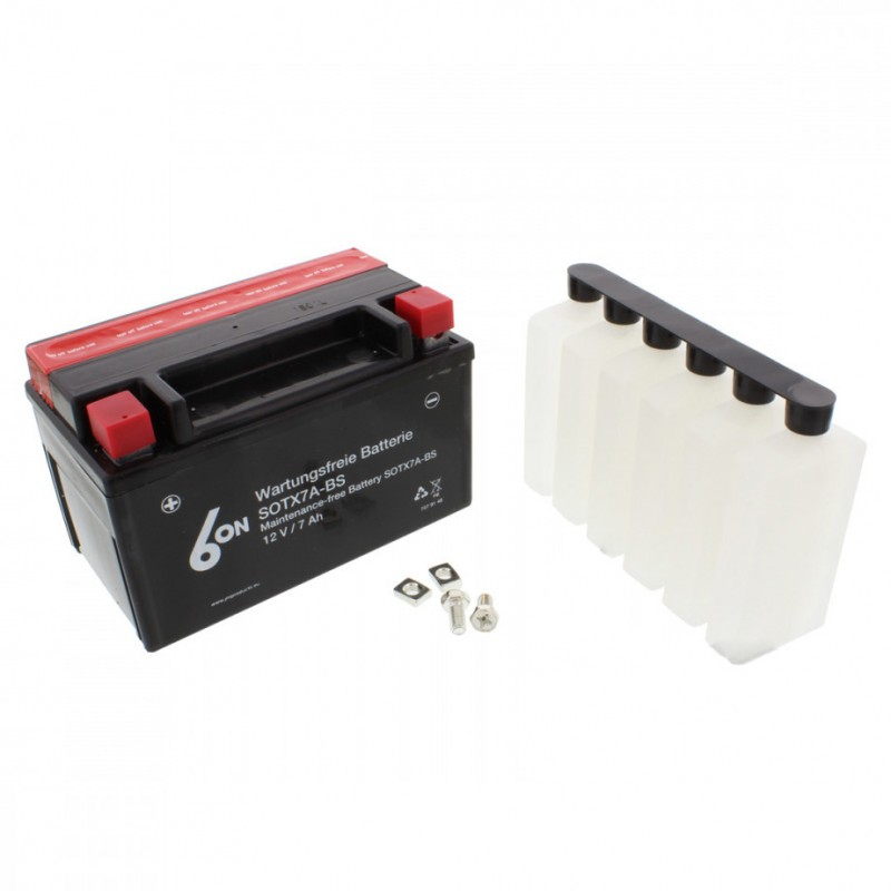 Bateria YTX7A-BS 6-ON