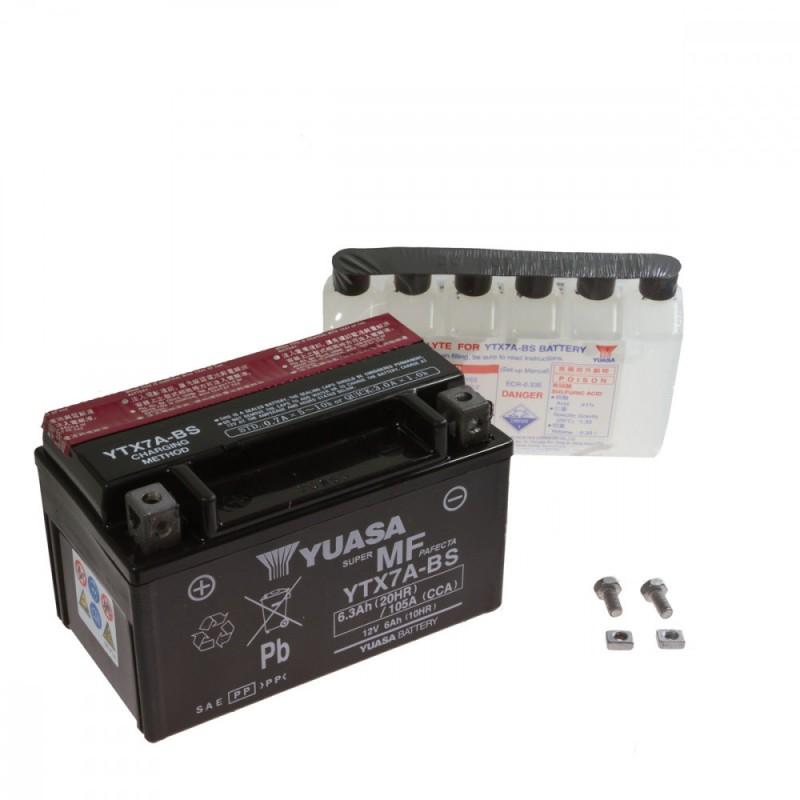 Bateria YTX7A-BS YUASA