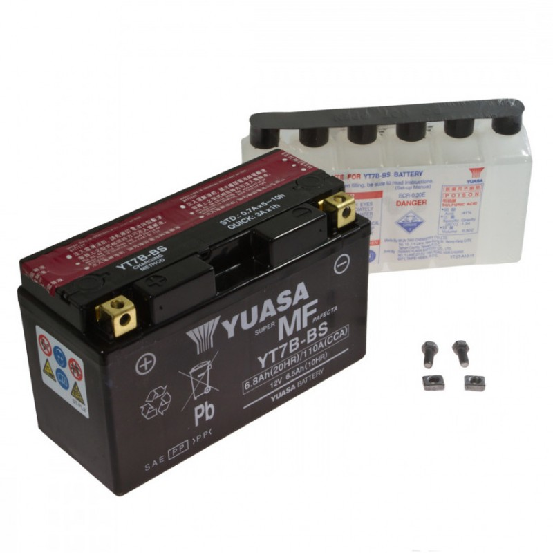 Bateria YT7B-4 YUASA