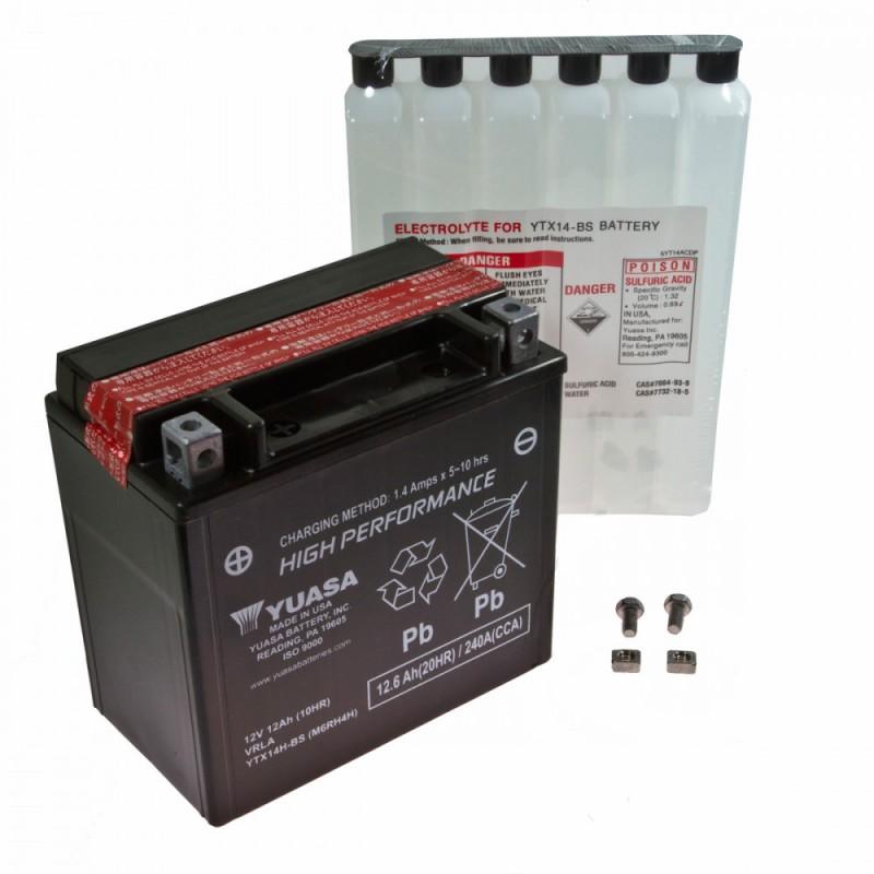 Bateria YTX14H-BS YUASA