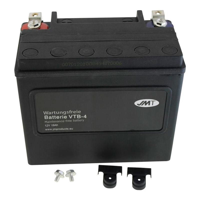 Bateria Harley Davidson BTL-4 65989-90B V-Twin AGM HD Series
