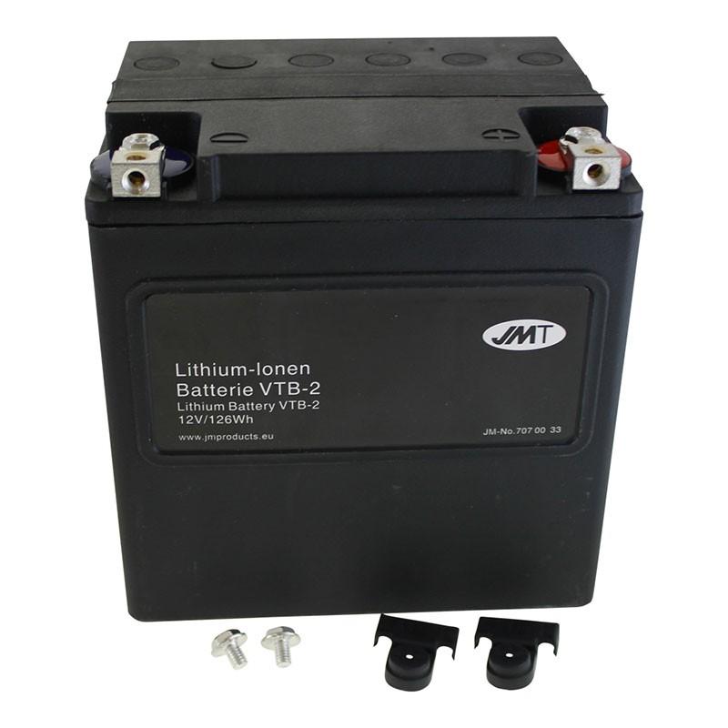 Bateria Harley Davidson BTL-2 Lithium 66010-97C/97A/97B Litio