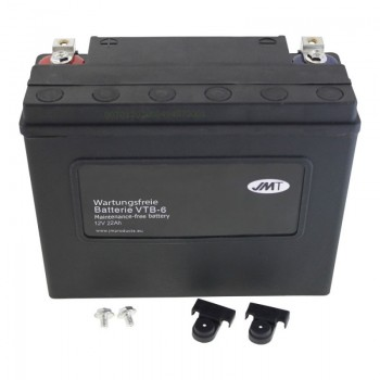 Bateria Harley Davidson BTL-6 66010-82B V-Twin AGM HD Series