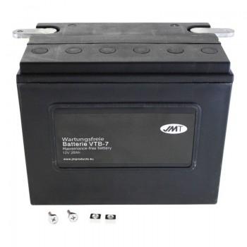 Bateria Harley Davidson BTL-7 66007-84 V-Twin AGM HD Series