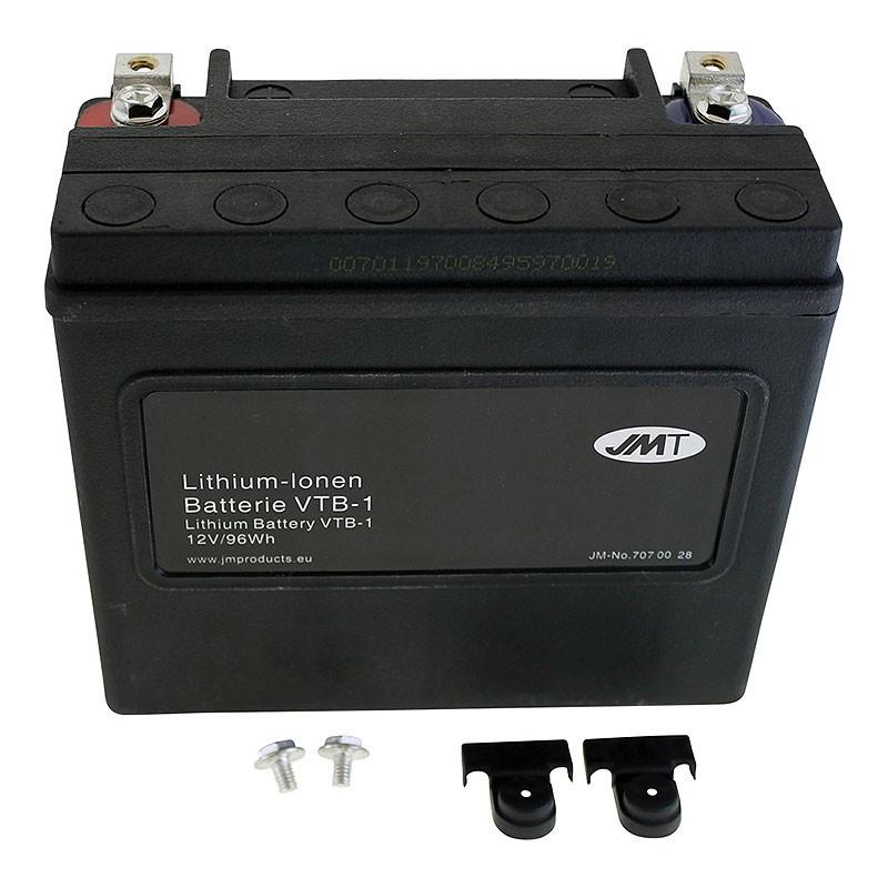 Bateria Harley Davidson BTL-1 Lithium 65989-97C 97A 97B Litio