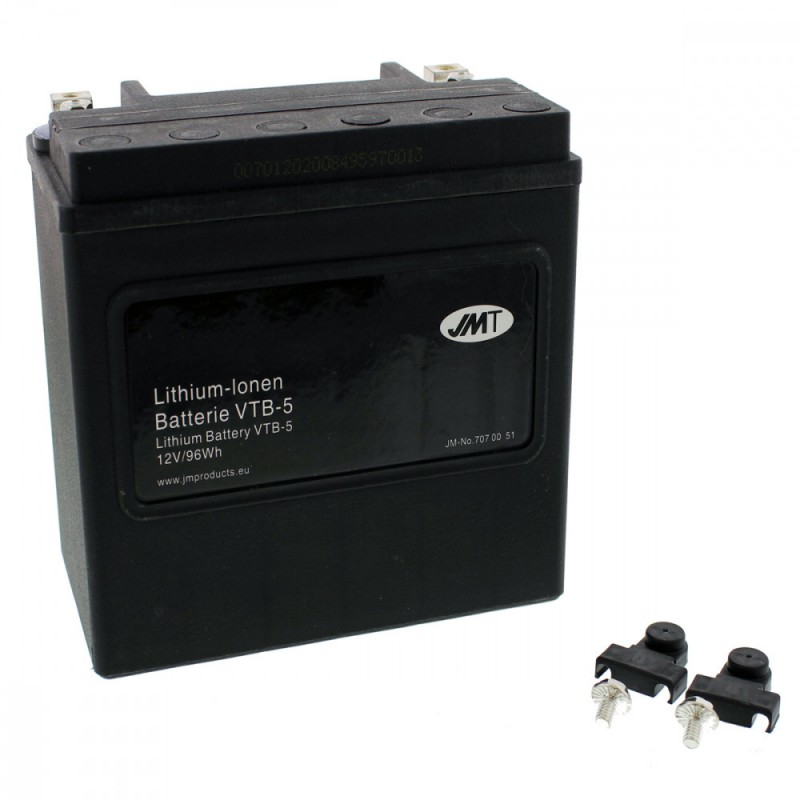 Bateria Harley Davidson BTL-5 Lithium 65991-82B Litio