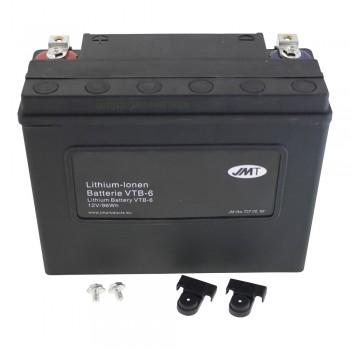 Bateria Harley Davidson BTL-6 Lithium 66010-82B Litio