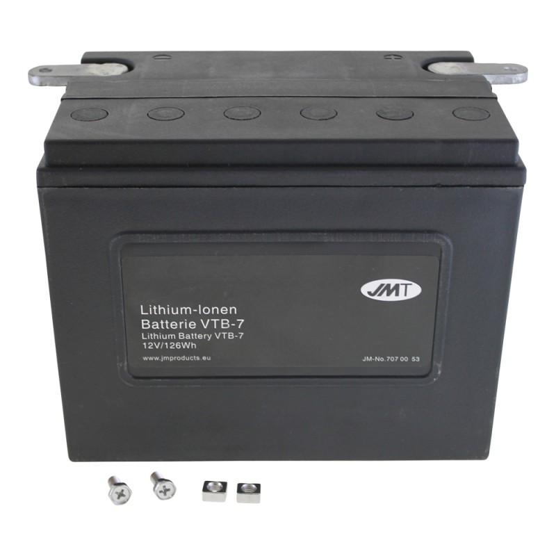 Bateria Harley Davidson BTL-7 Lithium 66007-84 Litio