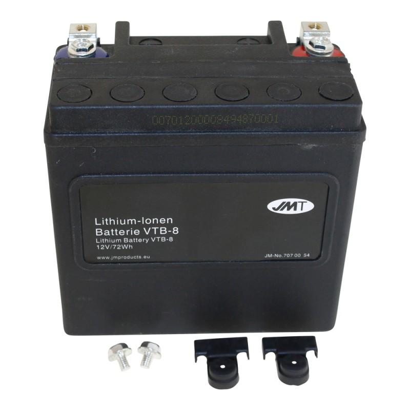 Bateria Harley Davidson BTL-8 Lithium 65948-00A Litio