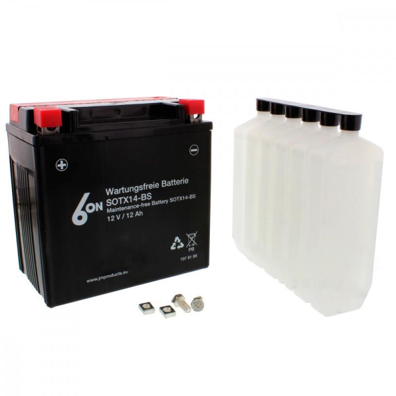 Bateria YTX14-BS 6-ON